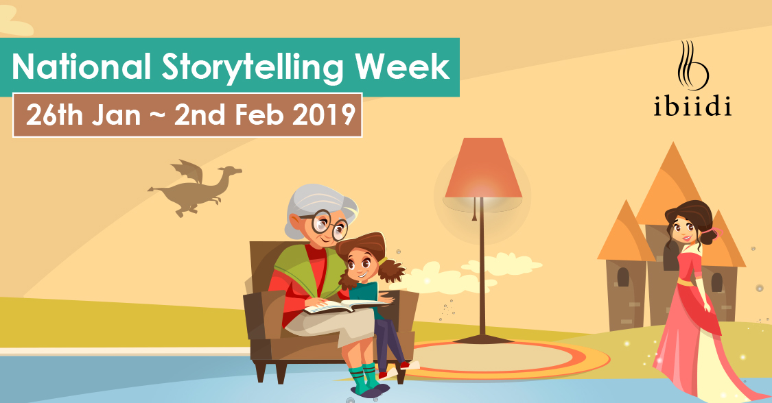 National Storytelling Week-2019