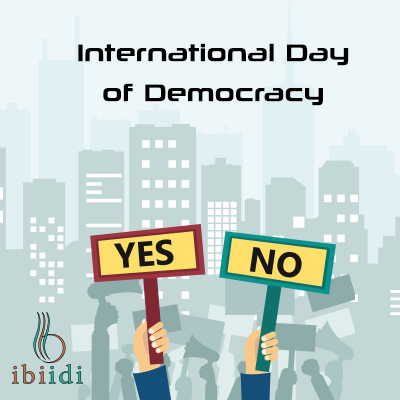 International Day of Democracy of 2018