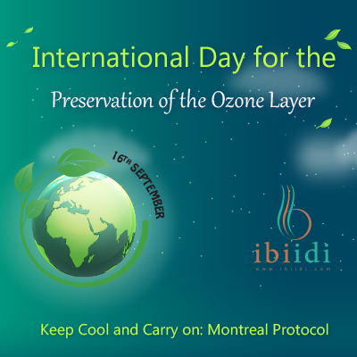 International Day for the Preservation of the Ozone Layer - 2018